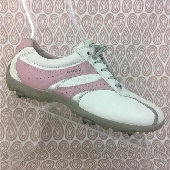 40b1924e ECCO Hydromax Womens Golf Shoes SZ 7 (EU 40) S158